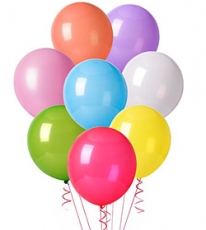 Balloons And Balloon Bouquets Send With To